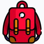 Backpacker Khao San Icon