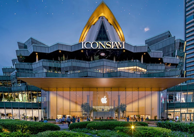 Iconsiam the best mall in the world