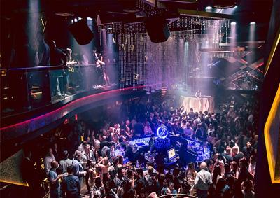 Party in a Bangkok Club