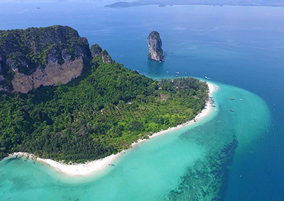 Poda, Four Island.