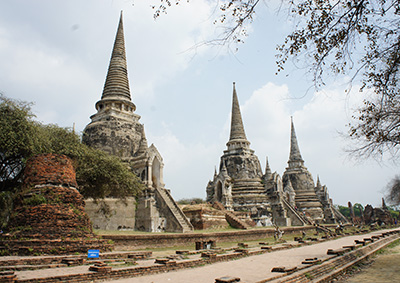 Wat Pra Sri Sanphet, Ayutthaya