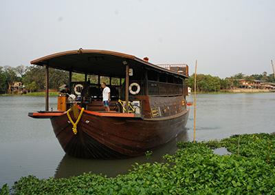 cruise ayutthaya