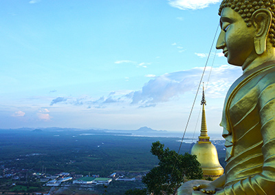 Wat Tham Seua, Krabi, Thailand
