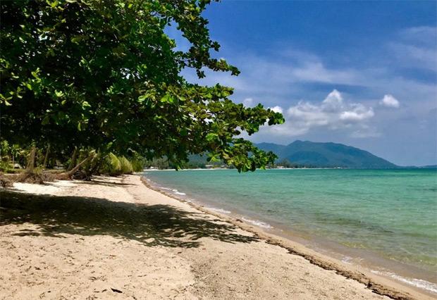 Bantai-Beach