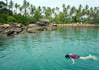 Snorkeling Koh Kood