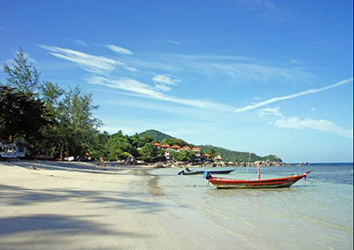 Koh Tao Beach