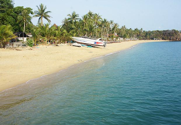 Mae Nam beach, Koh Samui, Thailand