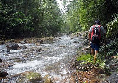 Trekking Koh Chang