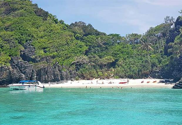 Nui beach, Koh Phi Phi