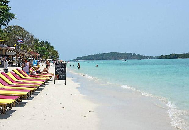 Chaweng beach, Koh Samui