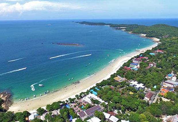 Sai Kaew Beach, Koh Samet, Thailand