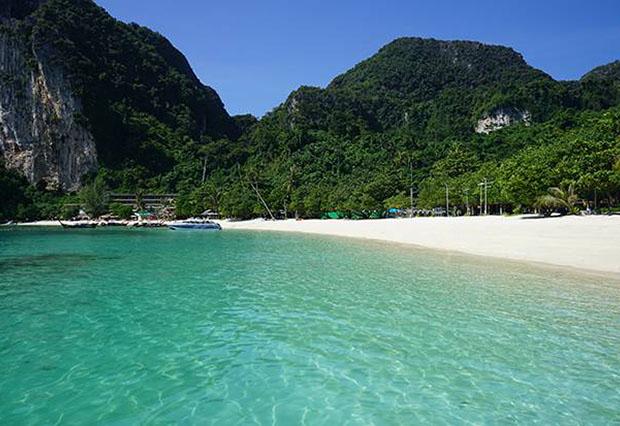 Ton Sai beach, Koh Phi Phi