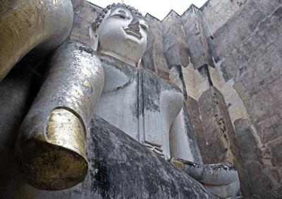 Wat Si Chum Temple, Sukhothai