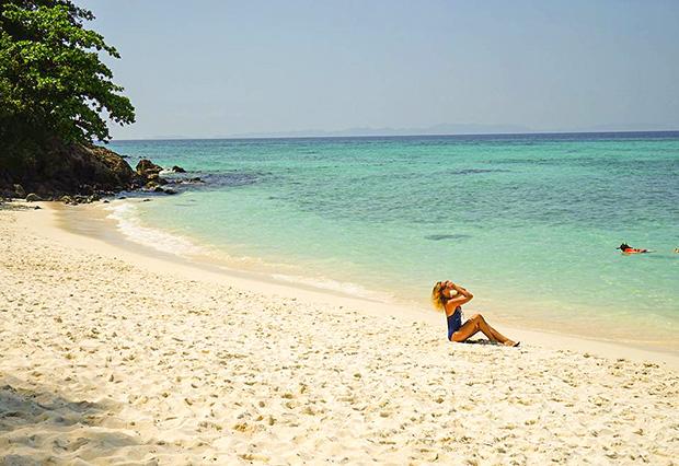 Bamboo island beach, Koh Phi Phi