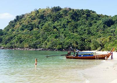 Boat trips in Koh Kood