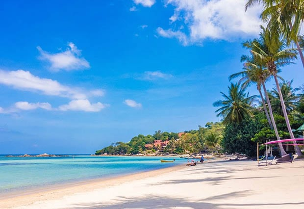 Haad Chao Phao beach, Koh Pha Ngan