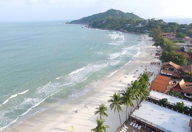 Haad Rin Nok (sunrise beach), Koh Pha Ngan