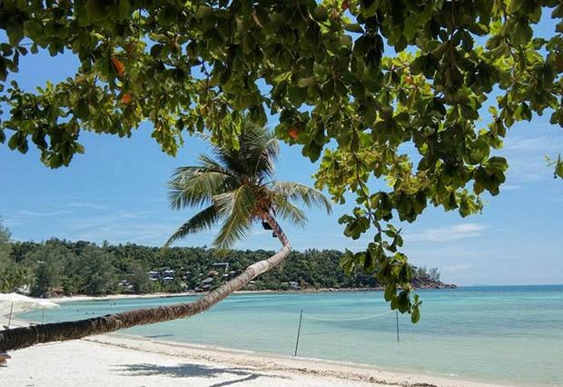 Haad Salad beach, Koh Pha Ngan