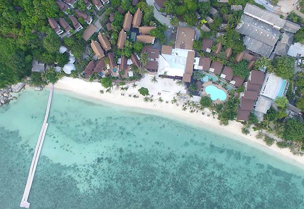 Leela beach, Koh Pha Ngan