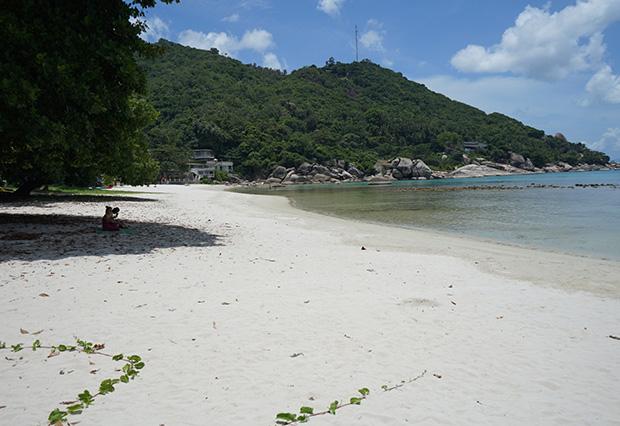 Silver beach, Koh Samui