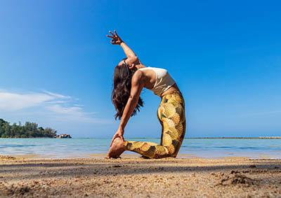 Yoga and wellness, Koh Pha Ngan