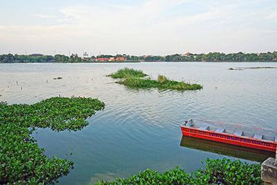 Bueng Kaen Nakhon Lake, Khon Kaen