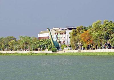 Dinosaurs Museum, Khon Kaen