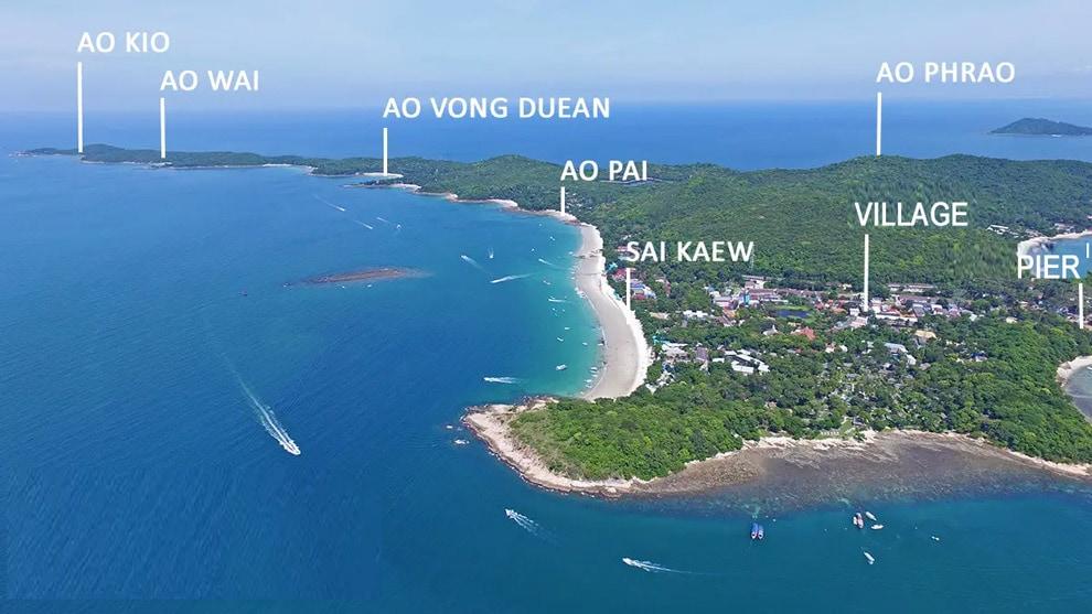 Koh-Samed-Map