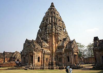 Phanom Rung Khmer Temple