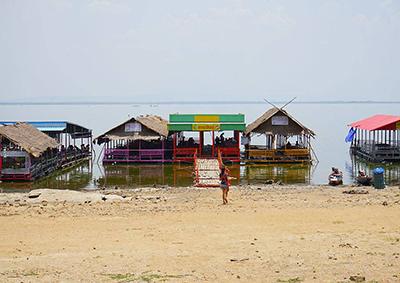 Ubol Rattana Lake, Khon Kaen