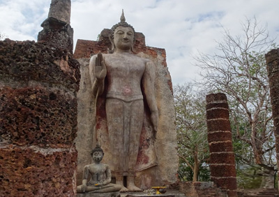 Wat-Saphan-Hin-Temple
