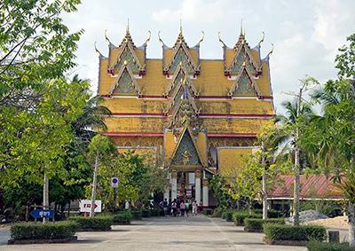 Wat Wang Wiwekaram, Sangkhlaburi