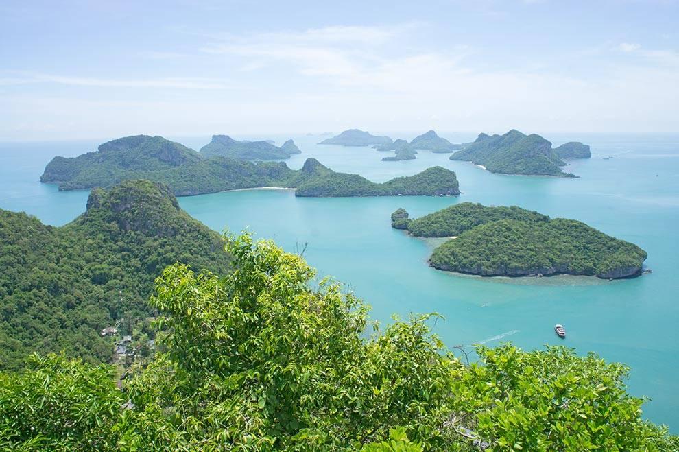Ang Thong Maritime National Park
