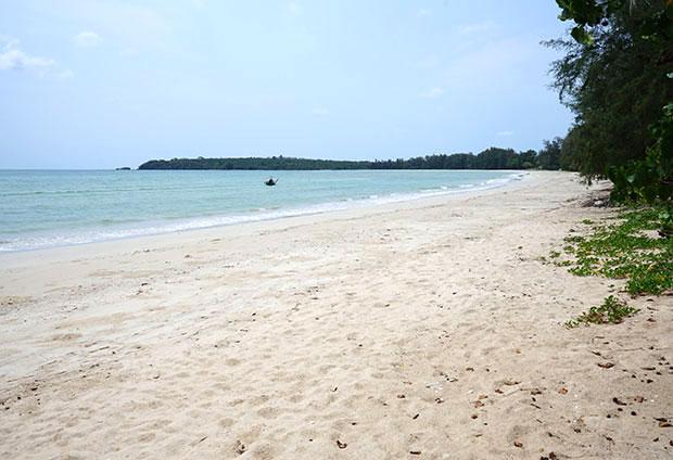 Ao Bo Mao Beach, Chumphon