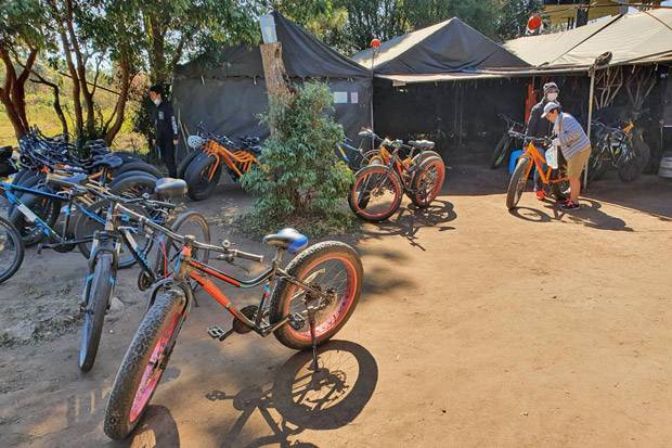 Cycling Phu Kradueng