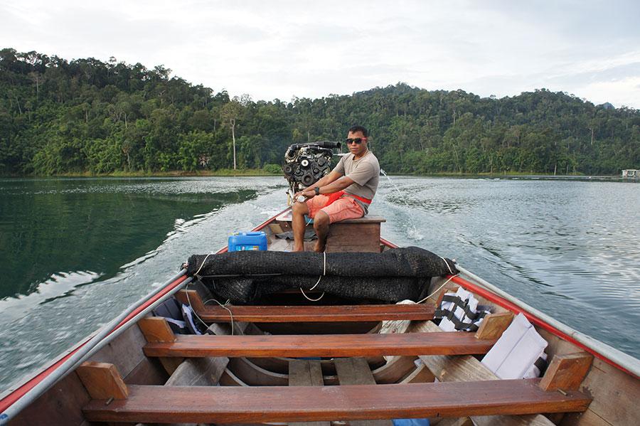 Chiew Lan Lake, Khao Sok National Park