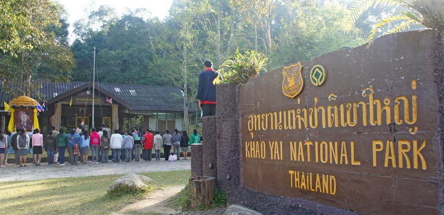 Visiting Khao Yai National Park