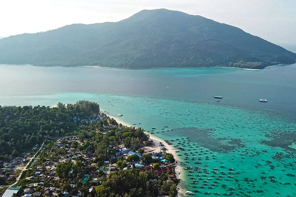 Koh Tarutao National Marine Park
