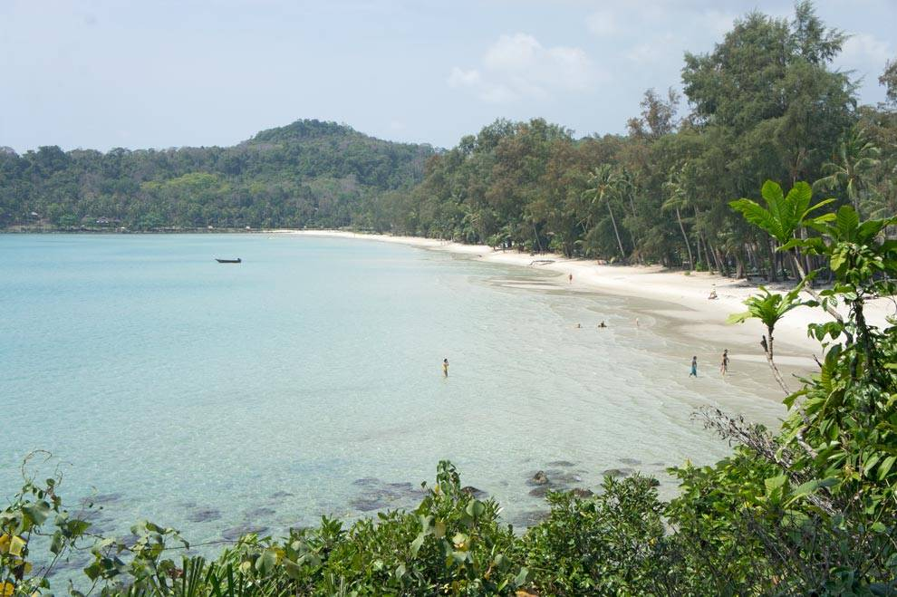 Koh Kut quiet Beach