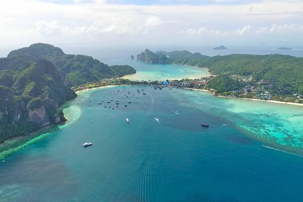 Koh Phi Phi Don Thailand