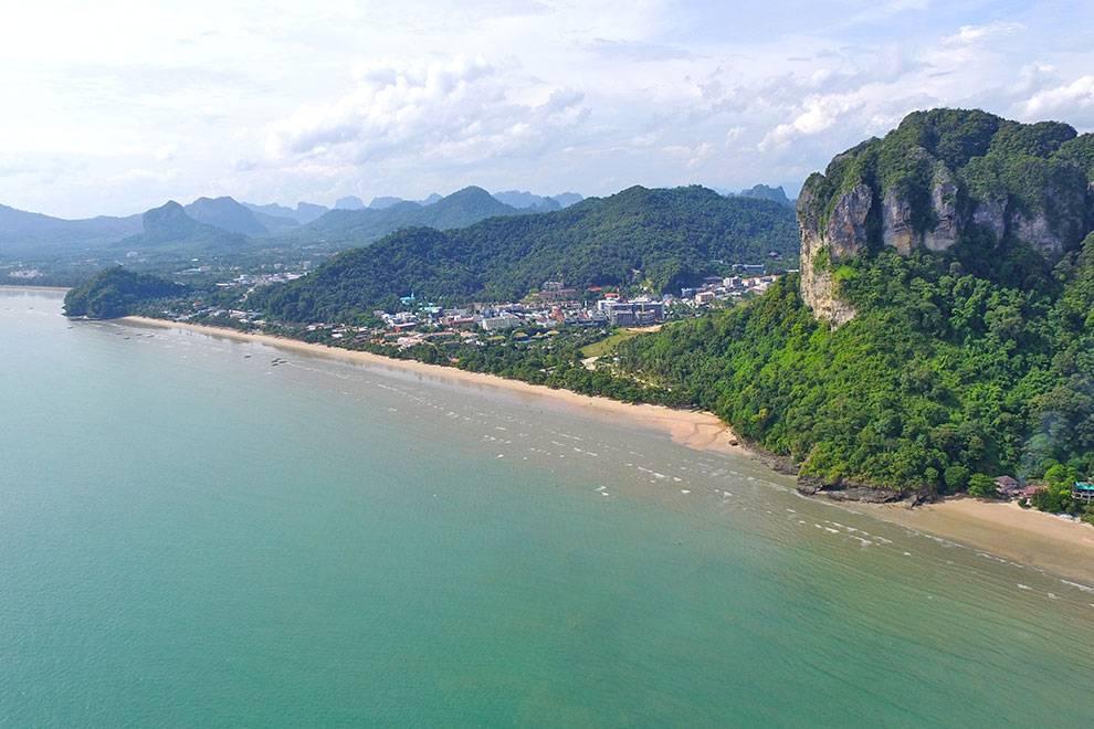 Krabi Coast Thailand