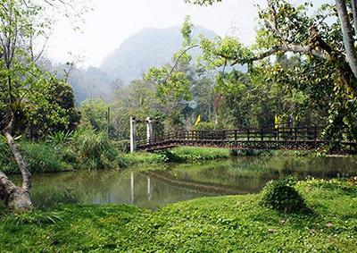 Tham Pla National Park, Mae Hong Son
