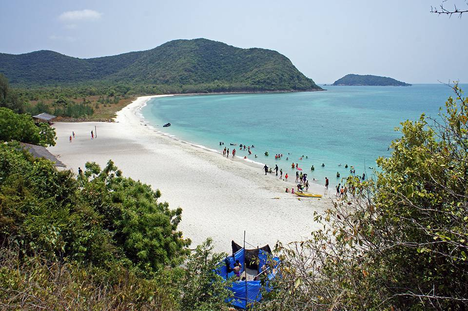 Samae San island: beautiful, little-known, protected and restricted