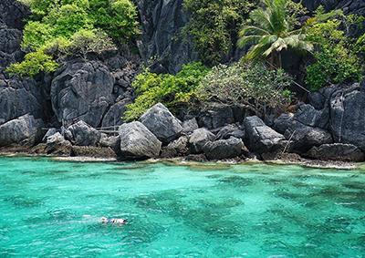 Snorkel Chumphon Thailand