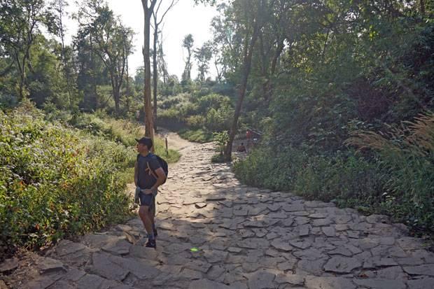 Phu Kradueng Easy climb