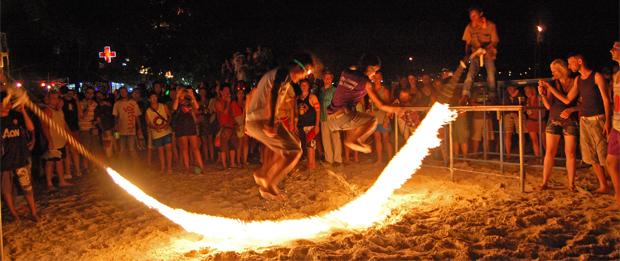 full moon party koh pha ngan
