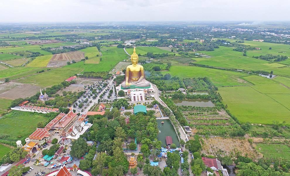 ang thong buddha
