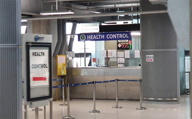 Vaccines to Travel to Thailand