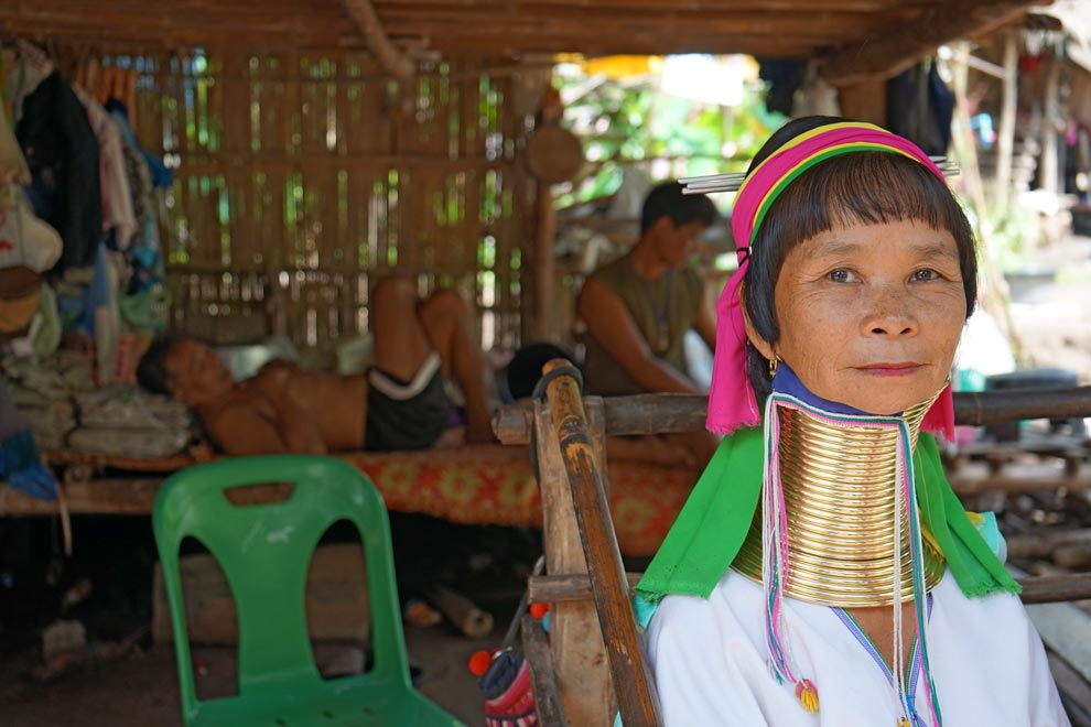 Hill tribes of Thailand