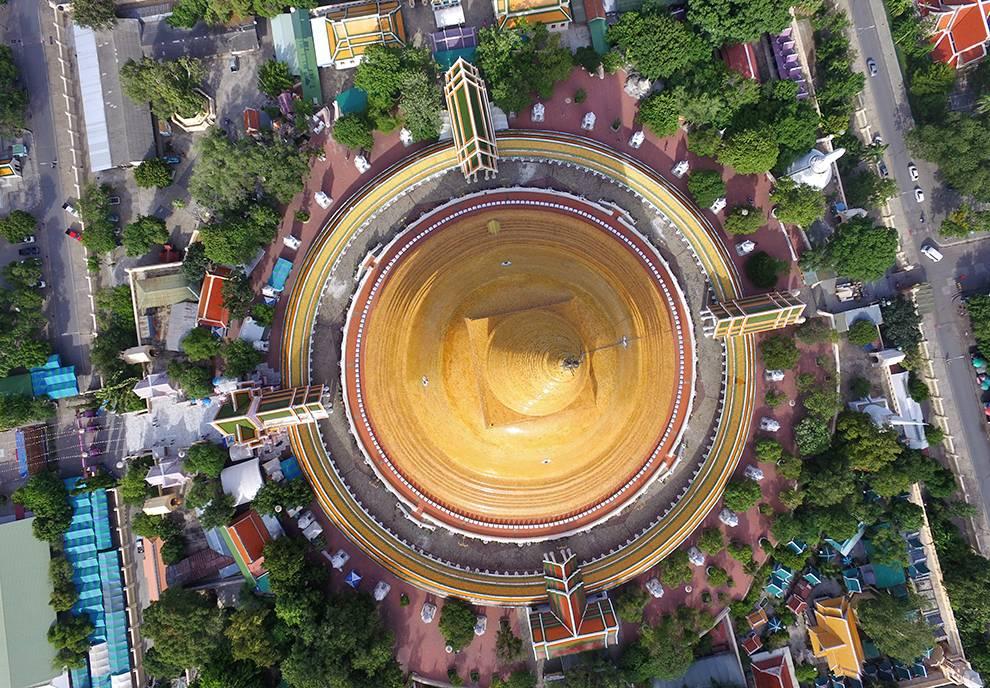 Wat Phra Pathom Chedi 2